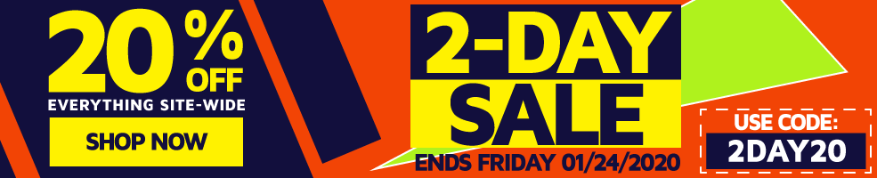 2-Day Sale