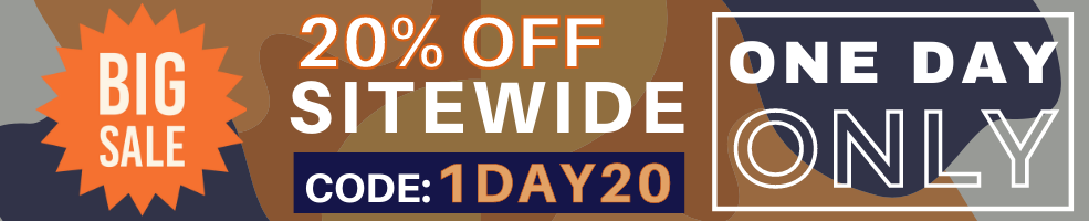 25% Off Site-Wide