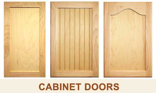 Cabinet doors and drawer fronts cabinet door world - Replacement bathroom cabinet doors ...